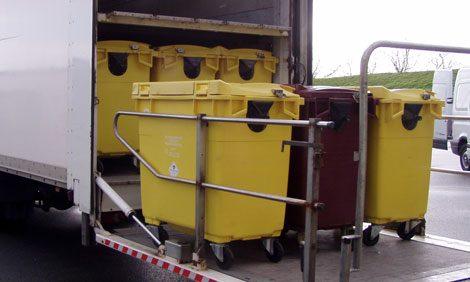 Containers DASRI