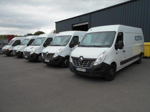 Camions - collecte des DASRI